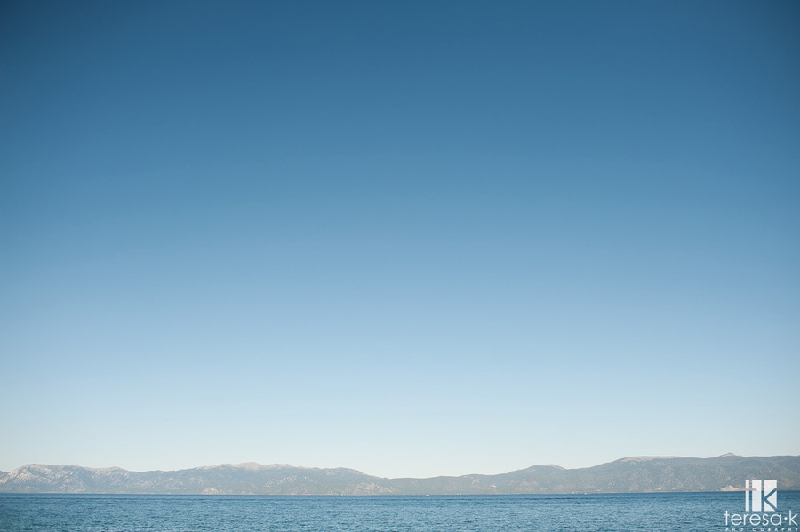 west shore Tahoe wedding