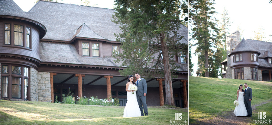 pine lodge weddings in Lake Tahoe California