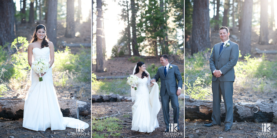 Lake Tahoe destination wedding
