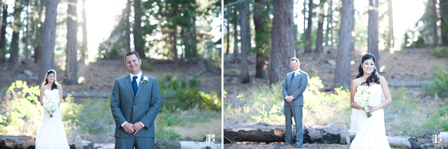warm afternoon portraits in the pines of lake Tahoe