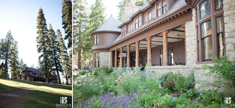destination weddings in Tahoe