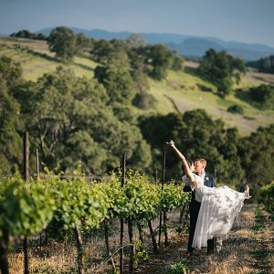 Avio Vineyards Wedding