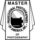Master of Photographer degree logo