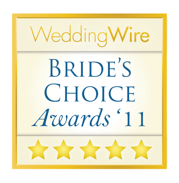 Bride's choice award winner for Sacramento wedding photography Teresa K photography