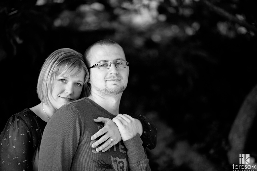 engagement photos in placer county