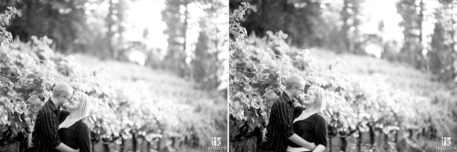 Boeger winery portrait session