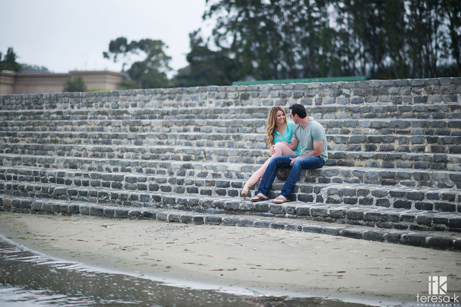San Francisco Engagement session at the marina district 006