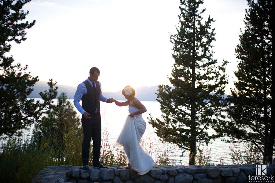 South Shore Lake Tahoe wedding at Edgewood Golf Course 044