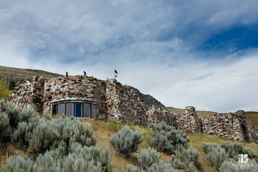 the national wildlife museum in Jackson Wyoming