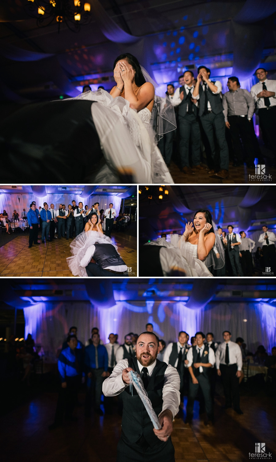 Morgan Creek Golf Club Wedding 62