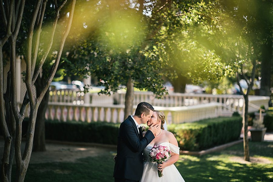 Croatian American Cultural Center wedding